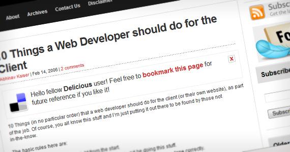 Errori da non fare nella costruzione di un sito web
