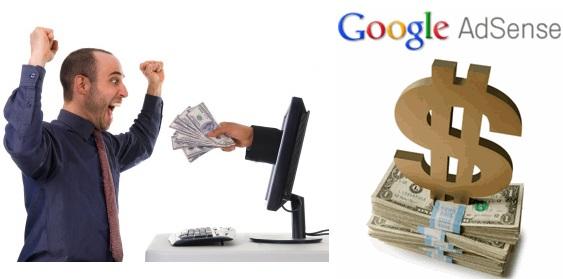 Guadagnare online con google adsense
