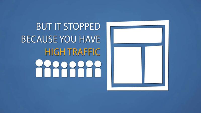hosting ad altro traffico