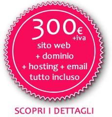 Offerta sito web