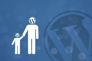 Wordpress tema Child